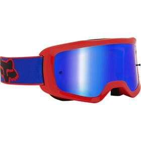 Fox Main Oktiv Spark Goggles Herren fluorescent red